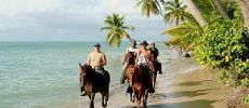 Horseback excursion from Trinidad