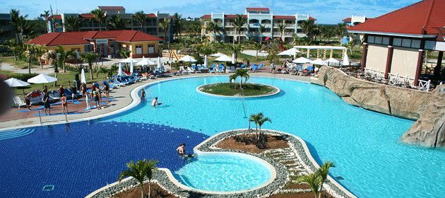 Hotel Memories Varadero Resort All Inclusive 4 Star Superior In Cuba